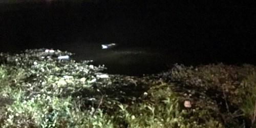 Pasco Recreation Center Pond Crash | Pasco Fire Rescue | Traffic Crash