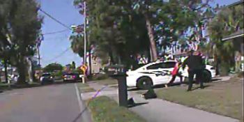 officer involvedshooting|TarponSpringsPolice|WomanShot