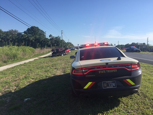 Teen killed, second critically injured in Hernando crash