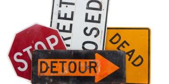 Road Construction | Detour | Traffic