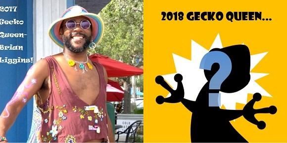 Gecko Queen | Gulfport | Gecko Fest