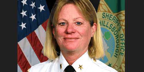 Donna Lusczynski | Hillsborough Sheriff | Chief Deputy
