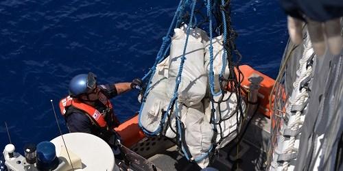 Marijuana | U.S. Coast Guard | Seized Marijuana