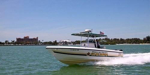 Pinellas Sheriff | Marine Unit | Law Enforcement