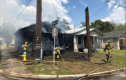 Fire Damages Two Tampa Homes