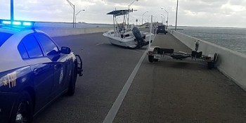 Gandy Bridge | Boat Crash | Florida Highway Patrol