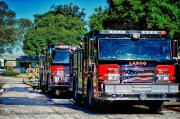 Meet the Finalists for Largo Fire Chief