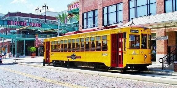 Teco Line Streetcar | HART | Transportation