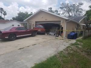 Pasco House Crash | Florida Highway Patrol | Traffic
