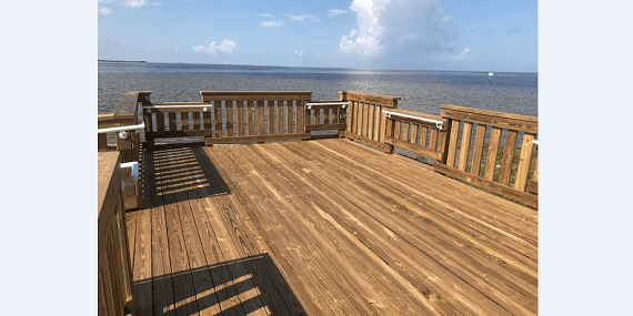 Pine Island Observation Deck | Hernando County | Places to Go