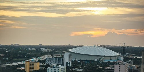 Tropicana Field | Baseball | The Trop