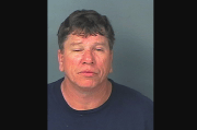 Driver Accused of DUI After He Hits Man Lying in Road