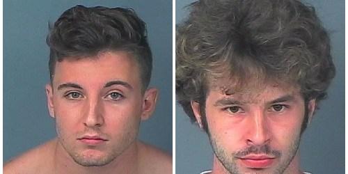 Brendon Pestana | Justin Hopkins | Arrests