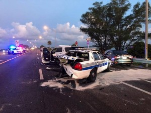 Clw Crash | Courtney Campbell Crash | Police Crash