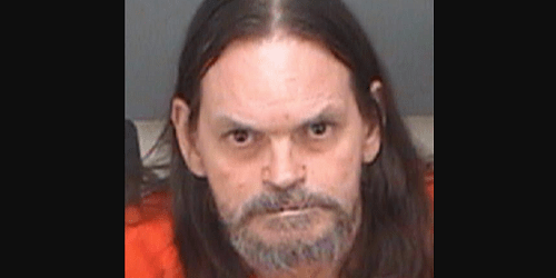 James Harrison Wolf   PInellas Sheriff   Arrests