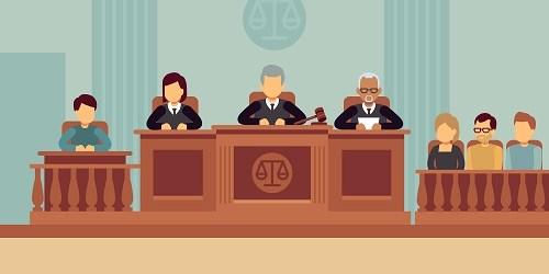 Courts | Judges | Law