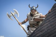Vikings Invade St. Petersburg Main Library