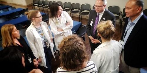 Bay Pines VA | Paul Russo | Healthcare