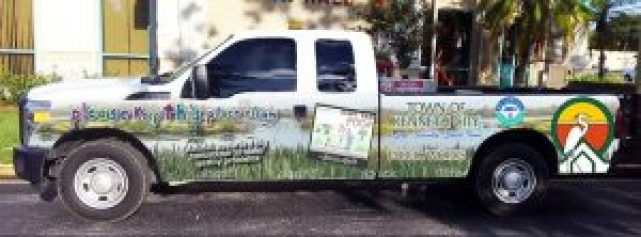 Kenneth City | Environment | Public Works Truck