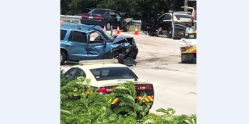I-275 Crash   Florida Highway Patrol   Traffic Crash