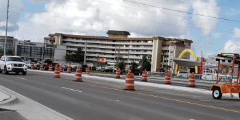Starkey Road | Road Construction | Traffic