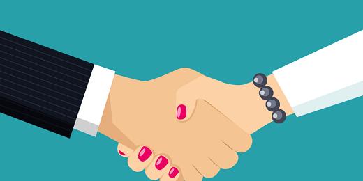 handshake | Agreement | TB Reporter