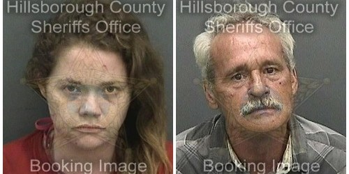 AMber Marie Griffin | Brian Keith Chesser | Arrests
