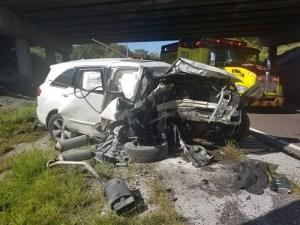 I-4 Crash   Florida Highway Patrol   Traffic Crash