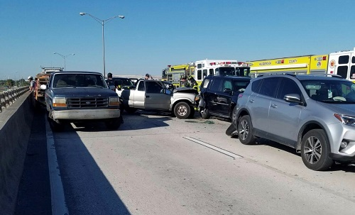 Teen Seriously Injured in Alafia River Bridge Crash | Tampa Bay Reporter