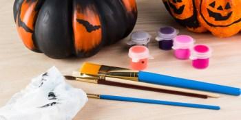 Halloween | Pumpkin Painting | Holiday