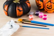 Paint a Pumpkin with a Hillsborough Deputy