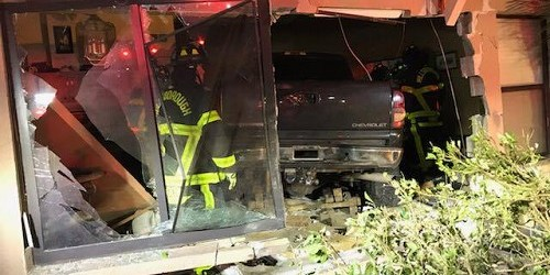 Woman Critically Injured When Truck Hits Her Home | Tampa Bay Reporter