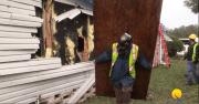 Storm Damages 80 Homes in Zephyrhills