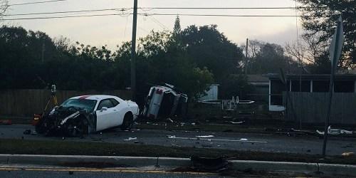Starkey Road Crash | Florida Highway Patrol | Traffic Crash