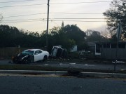 One Dead, Two Seriously Injured from Starkey Road Crash