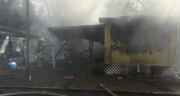 Two Injured in Tampa Mobile Home Fire