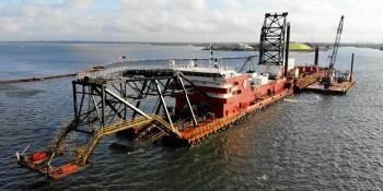 Port Redwing   Port Tampa Bay   Dredging