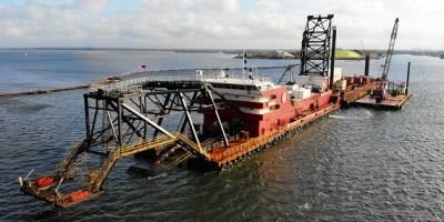 Port Redwing | Port Tampa Bay | Dredging
