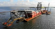 Dredging Clears Way for Larger Ships at Port Redwing