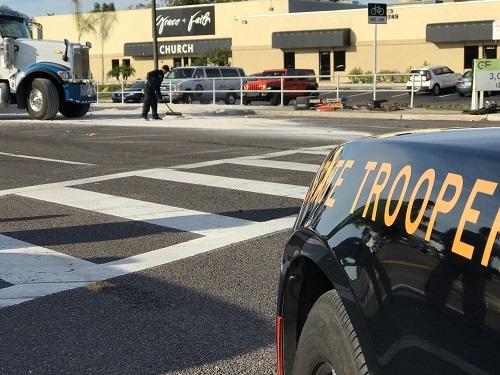Crash Closes W Hillsborough Avenue for Hours | Tampa Bay Reporter