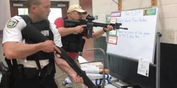 Farnell Middle School   HIllsbrough Sheriff   Arrests