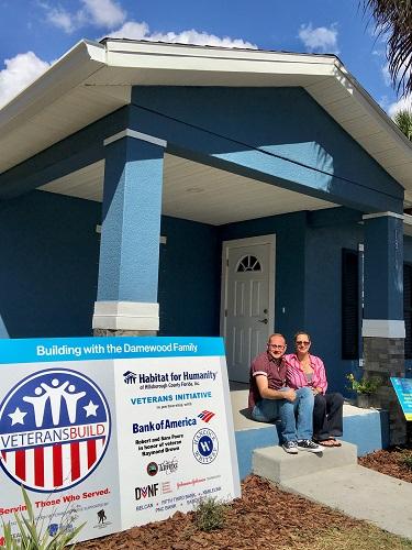 Veterans Build Home for Veterans   Tampa Bay Reporter