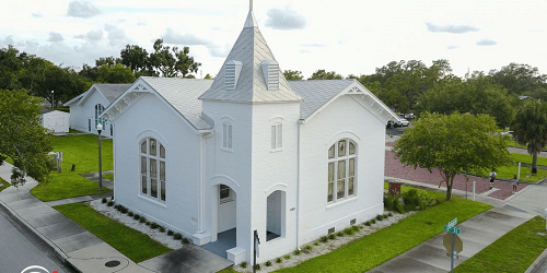 White Chapel | Palm Harbor | Special Interest