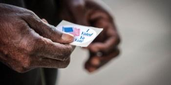 Voter   Elections   Politics
