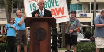 Charlie Crist | Release the Report Rally | Politics