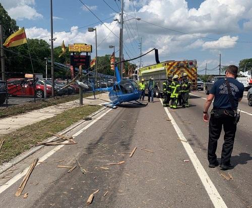 Helicopter Crash Kills Plant City Man | Tampa Bay Reporter