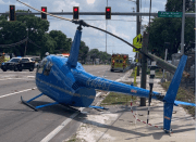 Helicopter Crash Kills Plant City Man
