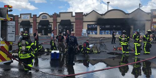 Shopping Center Fire | Hillsborough Fire | Fire