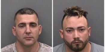 Yasniel Rodriguez Hernandez,   Victor Mendoza Fonseca   Arrests