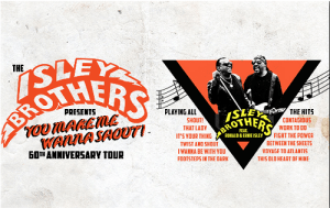 Isley Brothers | Mahaffey | Events